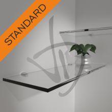 Glasböden, Standardgrößen