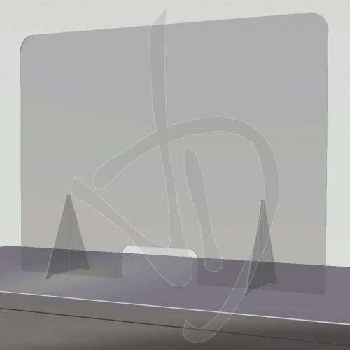 barrier-parafiato-plexiglas-transparent-massnahme-mit-druecker