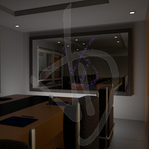 spiegel-mit-beleuchtetem-logo-und-rahmen-aus-holz-bedeckt-verschiedenen-ausfuehrungen