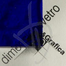 Vetro Cattedrale Blu Cobalto