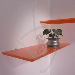 Mensole arancioni, Su Misura