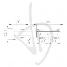 regal-fuer-leichte-lasten-26xp30mm-massnahmen-glasstaerke-6-10-mm
